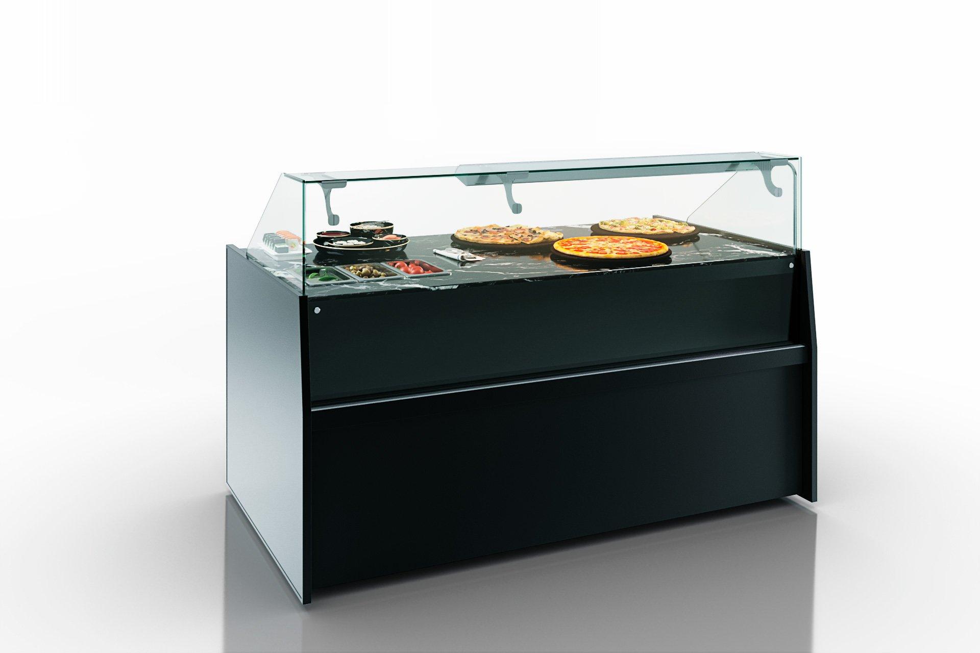 Холодильні вітрини Missouri MC 100 sushi/pizza heat L 130-DBA