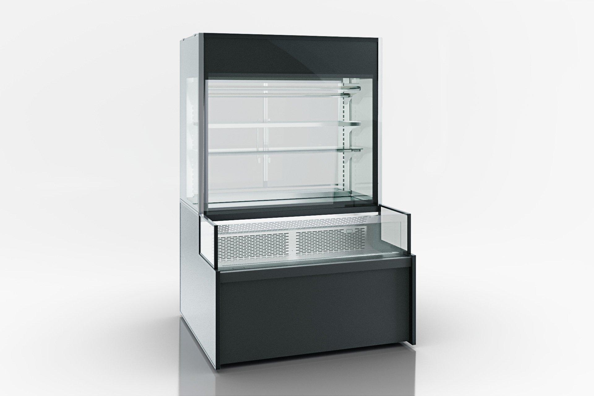 Kühlvitrinen Missouri MC 120 crystal combi S/self 203-D/DBM