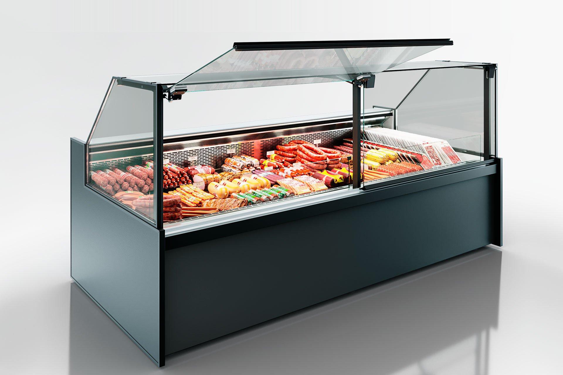 Холодильна вітрина Missouri MC 120 deli PS 130-DBM/DLM