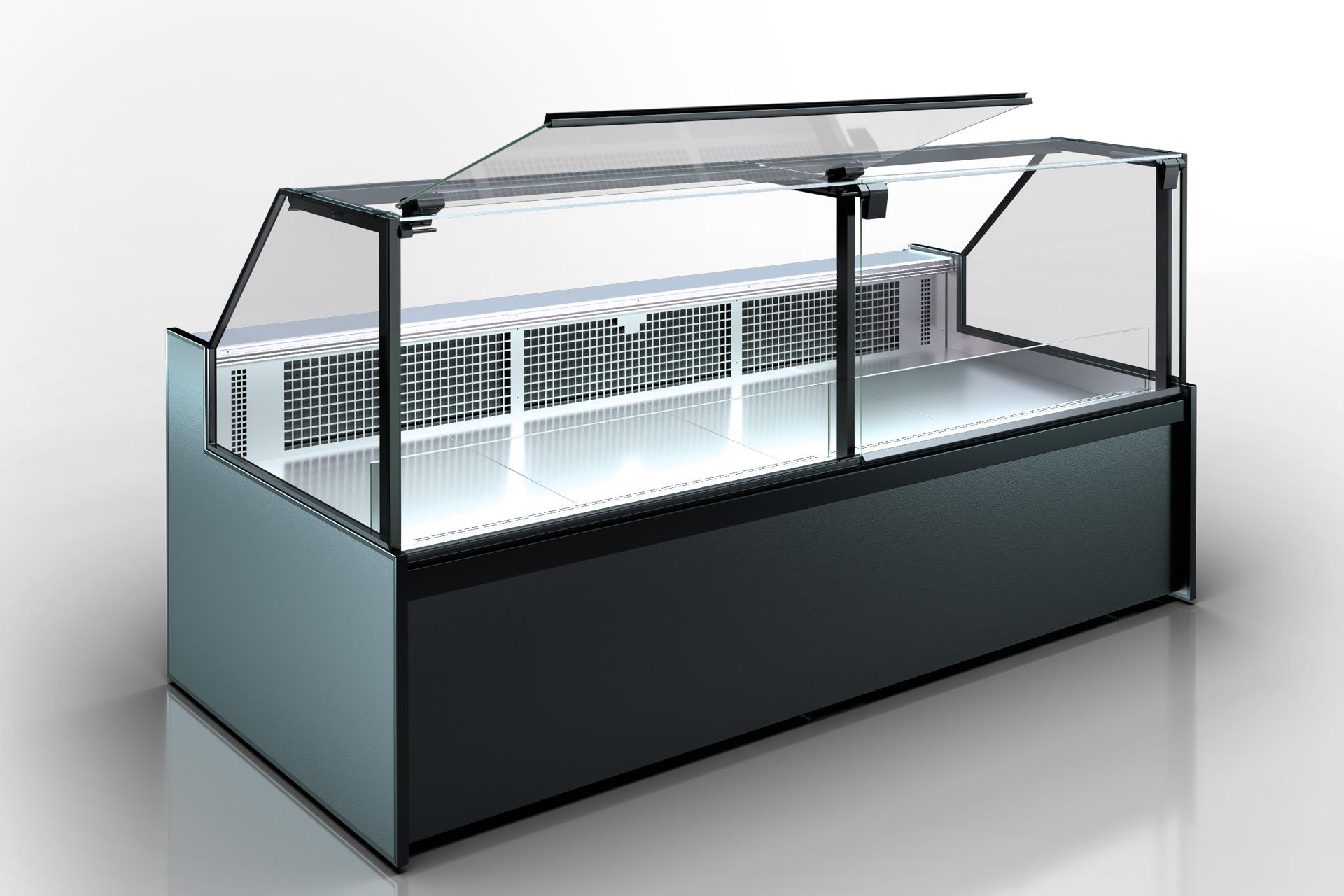 Refrigerated counters Missouri MC 120 deli PS 130-SBM