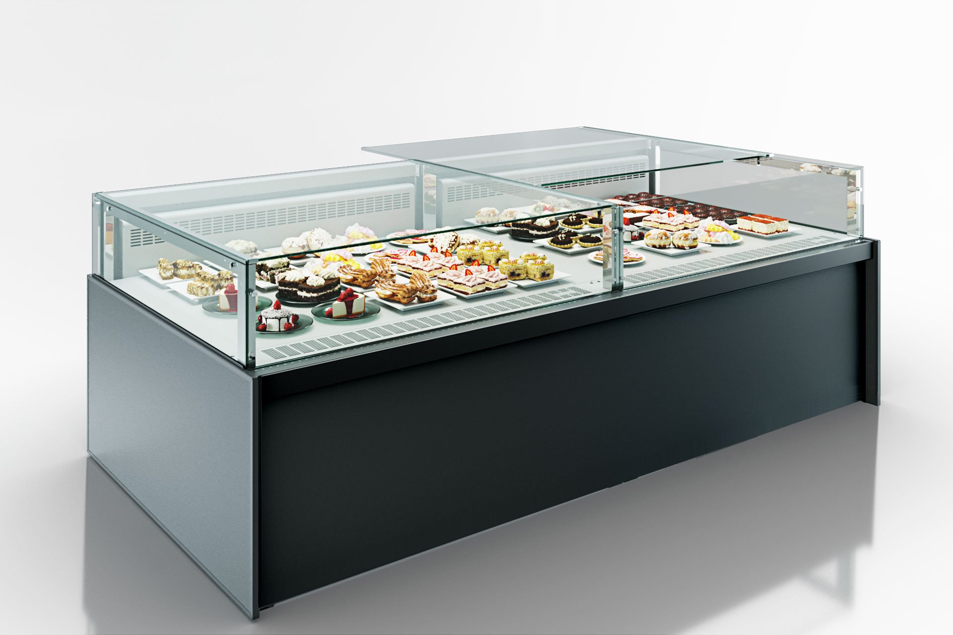 Витрины Missouri MC 120 patisserie СН SP 090-DLM/DLA