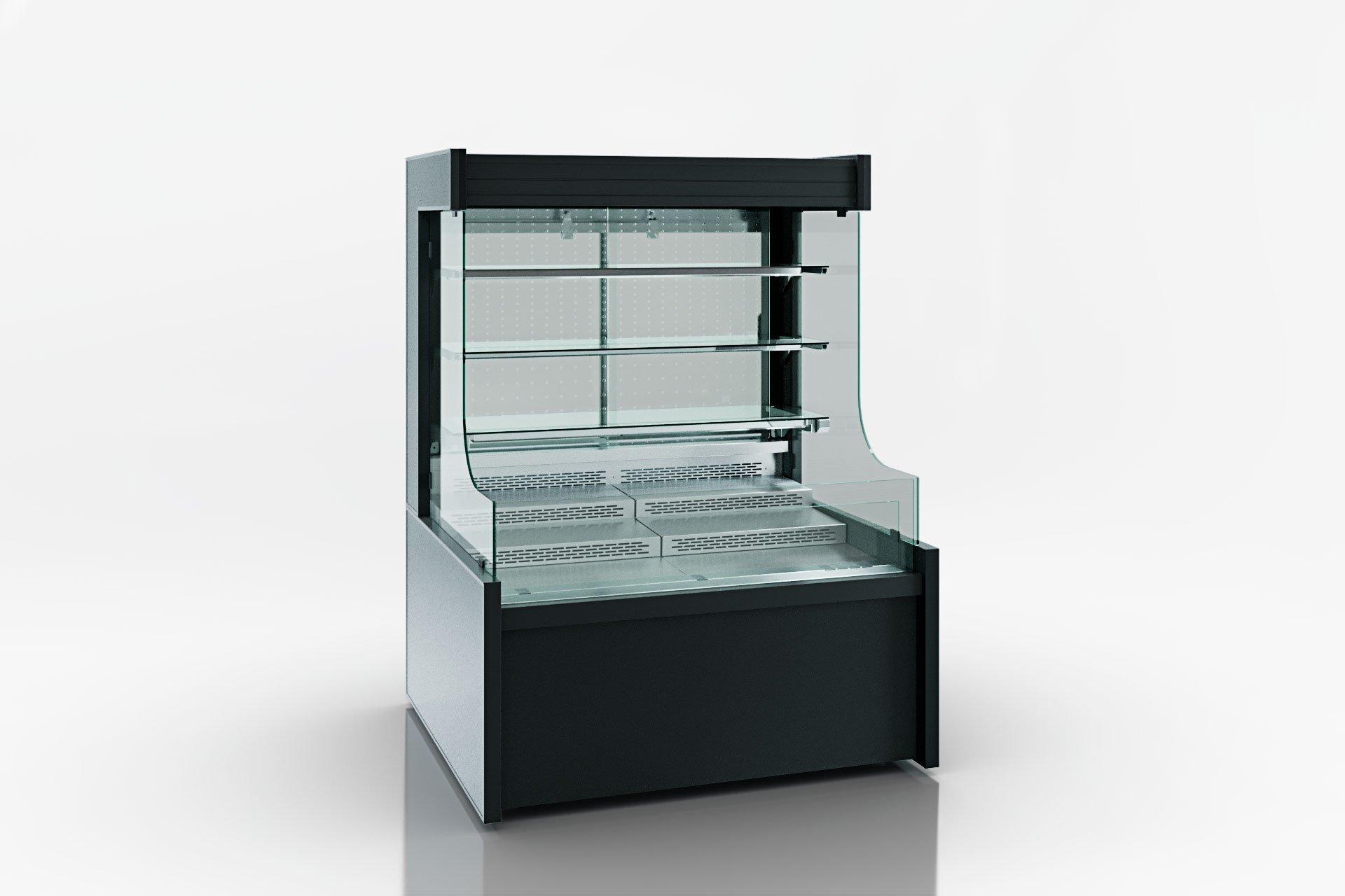 Kühlvitrinen Missouri MC 120 snack 180