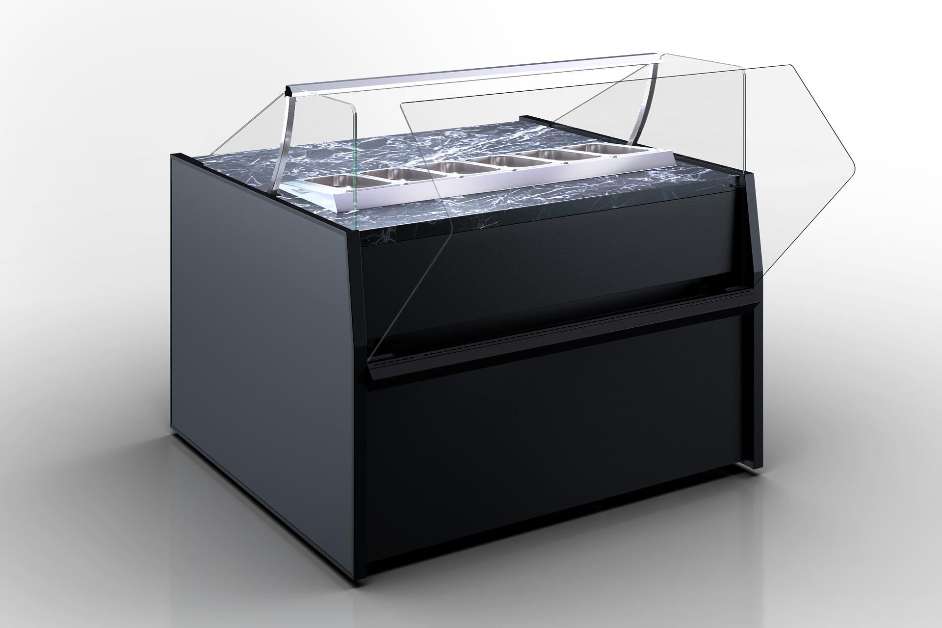 Kühlvitrinen Missouri MC 120 sushi/pizza OS 120-DBM (option)