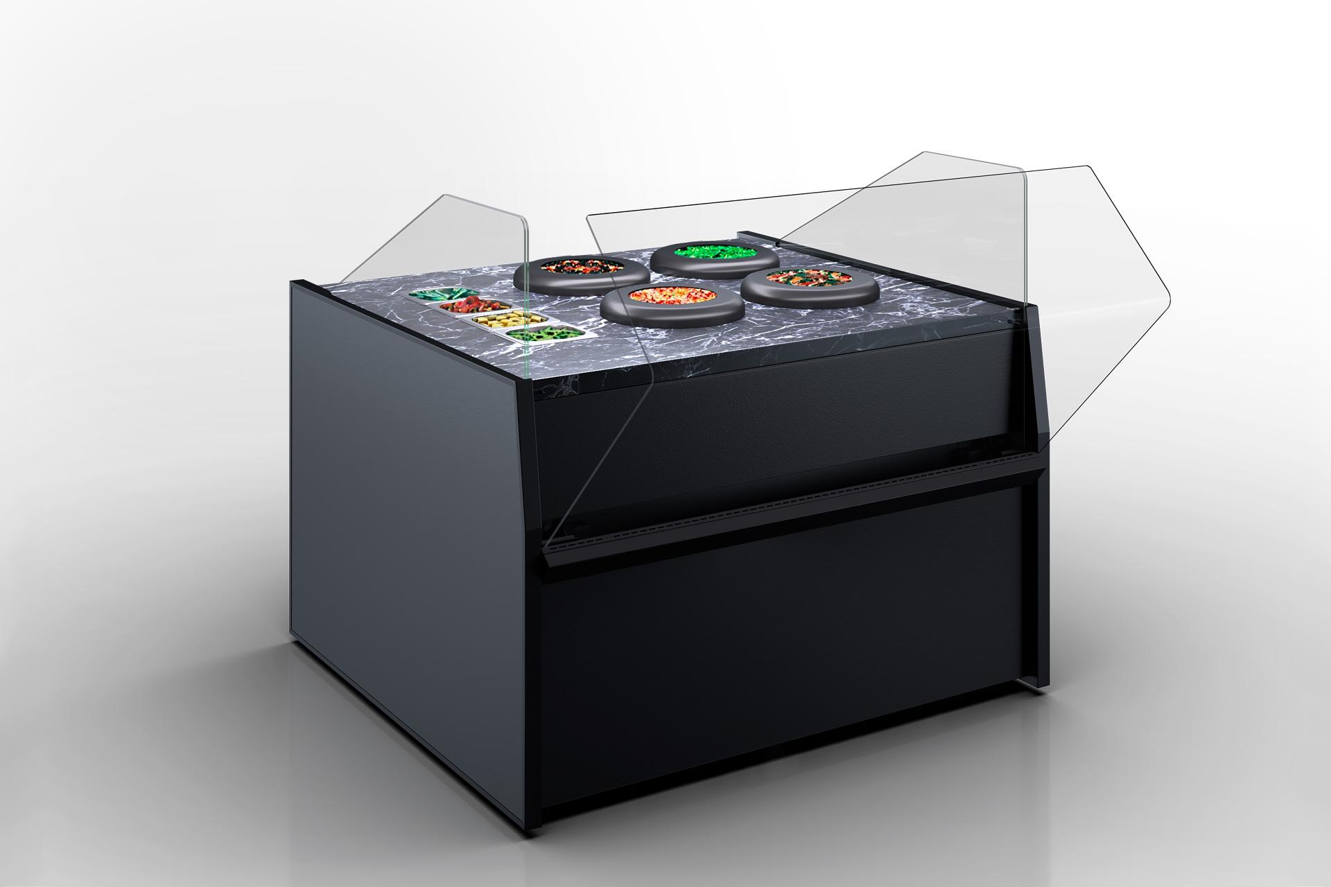 Холодильная витрина Missouri NC 120 tureen OS 120