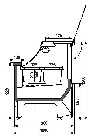 Thermal counters Missouri NC 100 heat BM PS 130