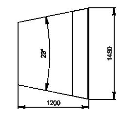 Витрины Missouri NC 120 PS 130-ES23