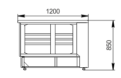 Counters Missouri NC 120 self 085-IS90