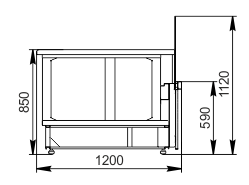 Counters Missouri NC 120 Self 110 ES90