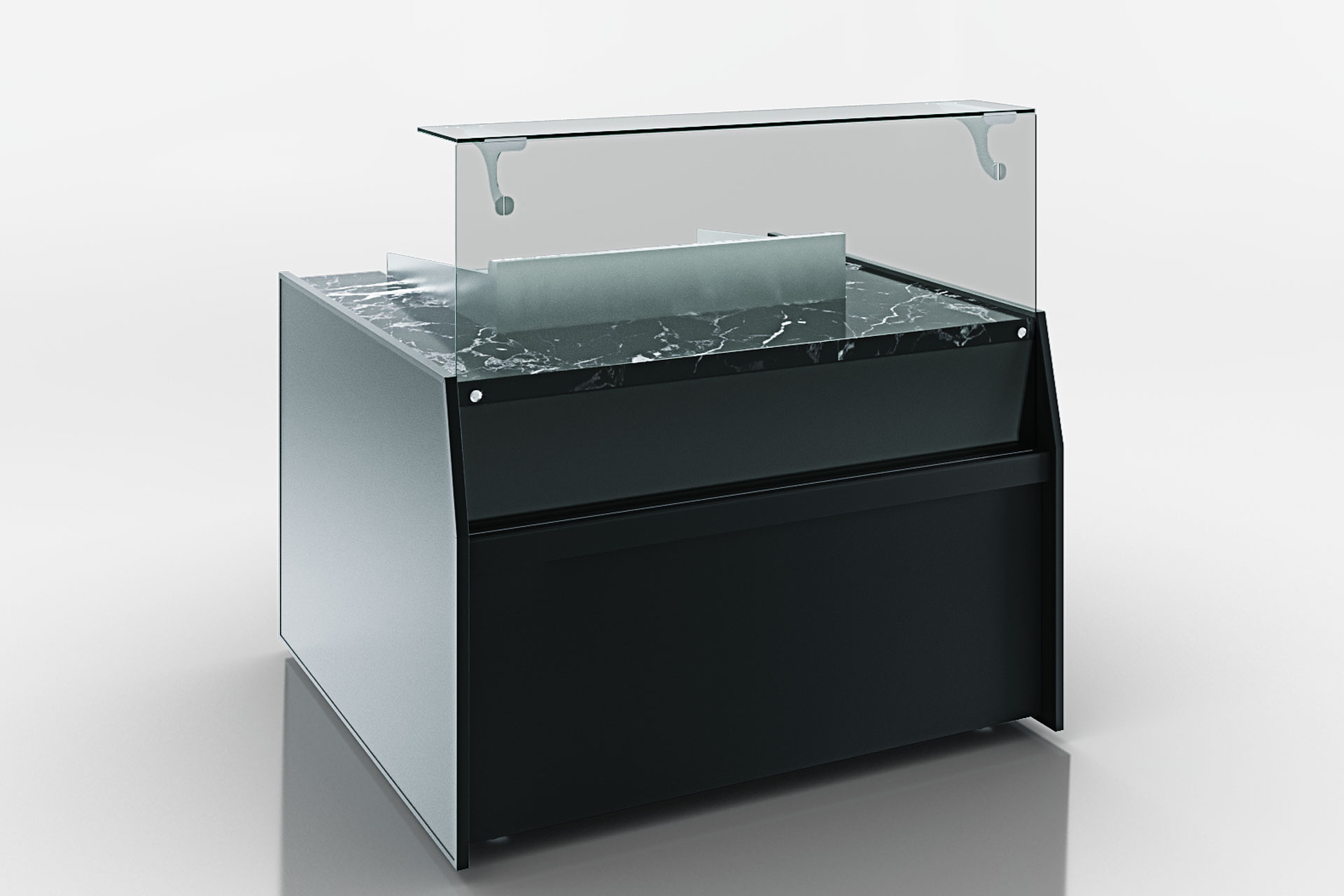 Kühlvitrinen Missouri NС 120 FS L 130