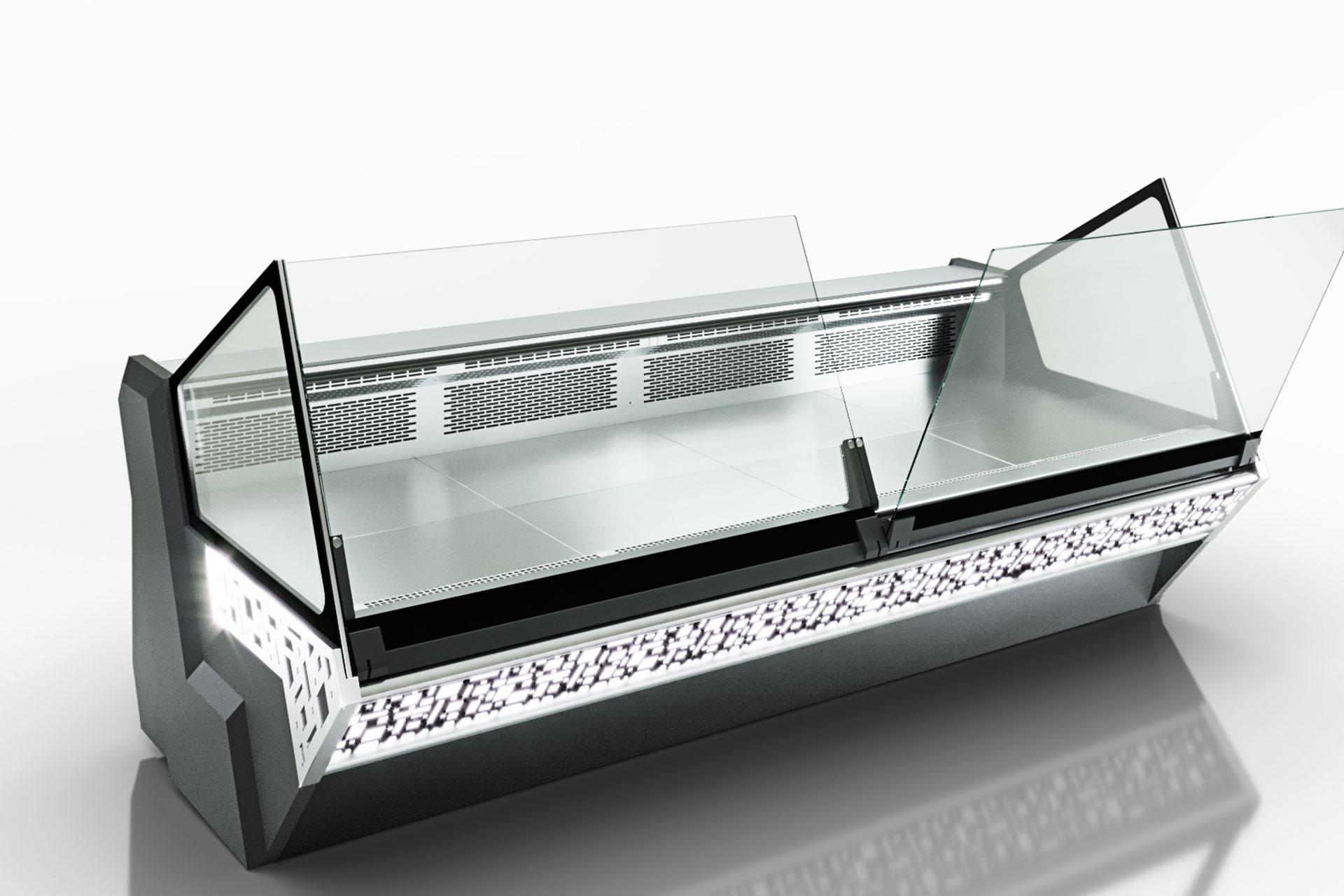 Витрина Missouri sapphire MK 115 deli OS 117-DBM