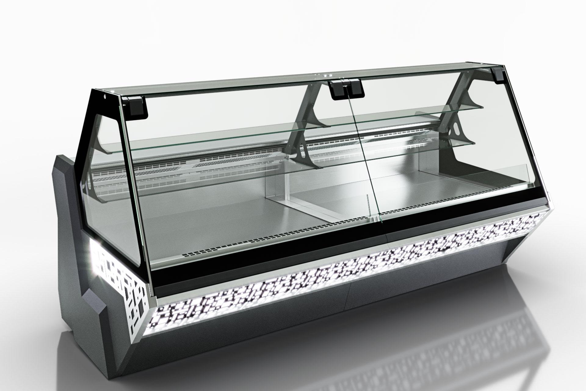 Кондитерская витрина Missouri sapphire MK 115 patisserie PS 125-DLM