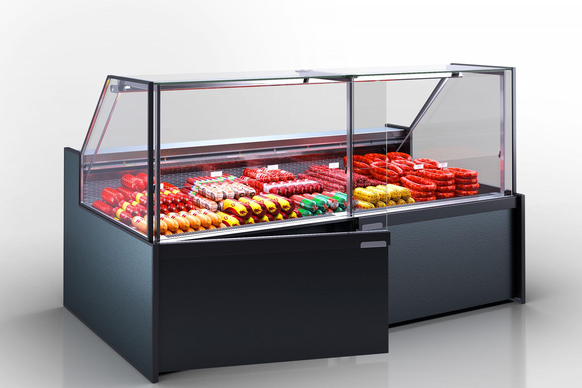 Refrigerating counters Missouri MC 120 deli RS 130-DBM