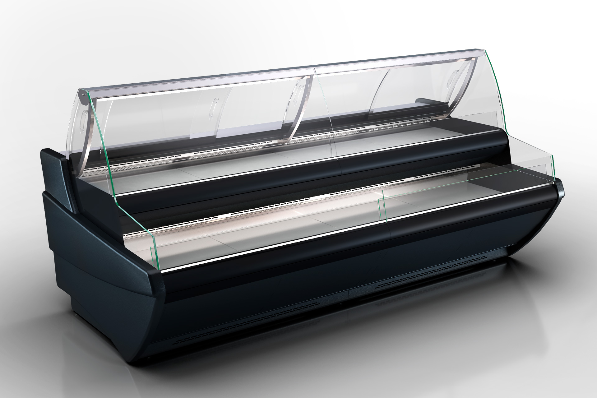 Refrigerated counters Symphony MG 120 combi self 125-D/DBM