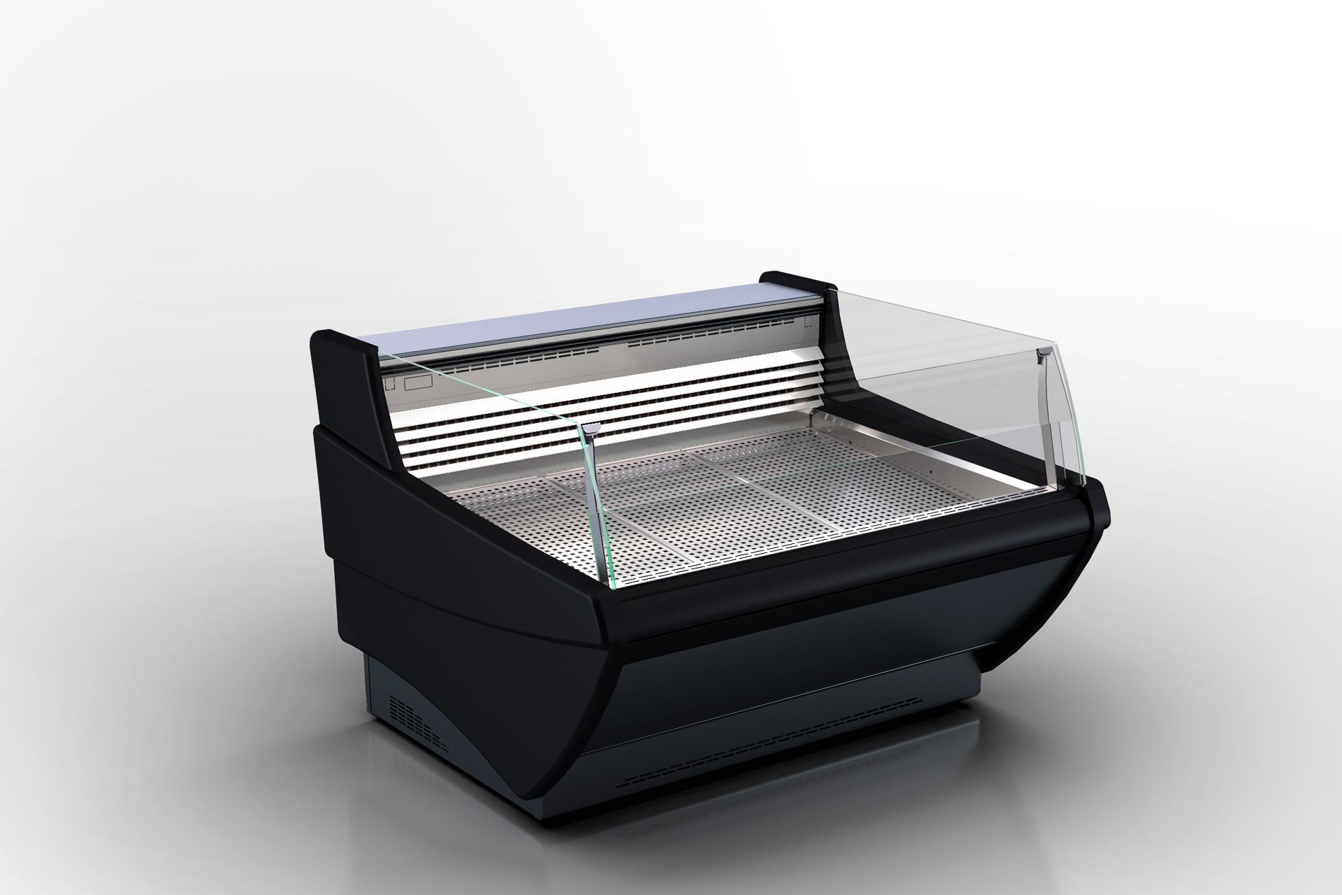Refrigerated counters Symphony MG 120 fish  self 091-SLA