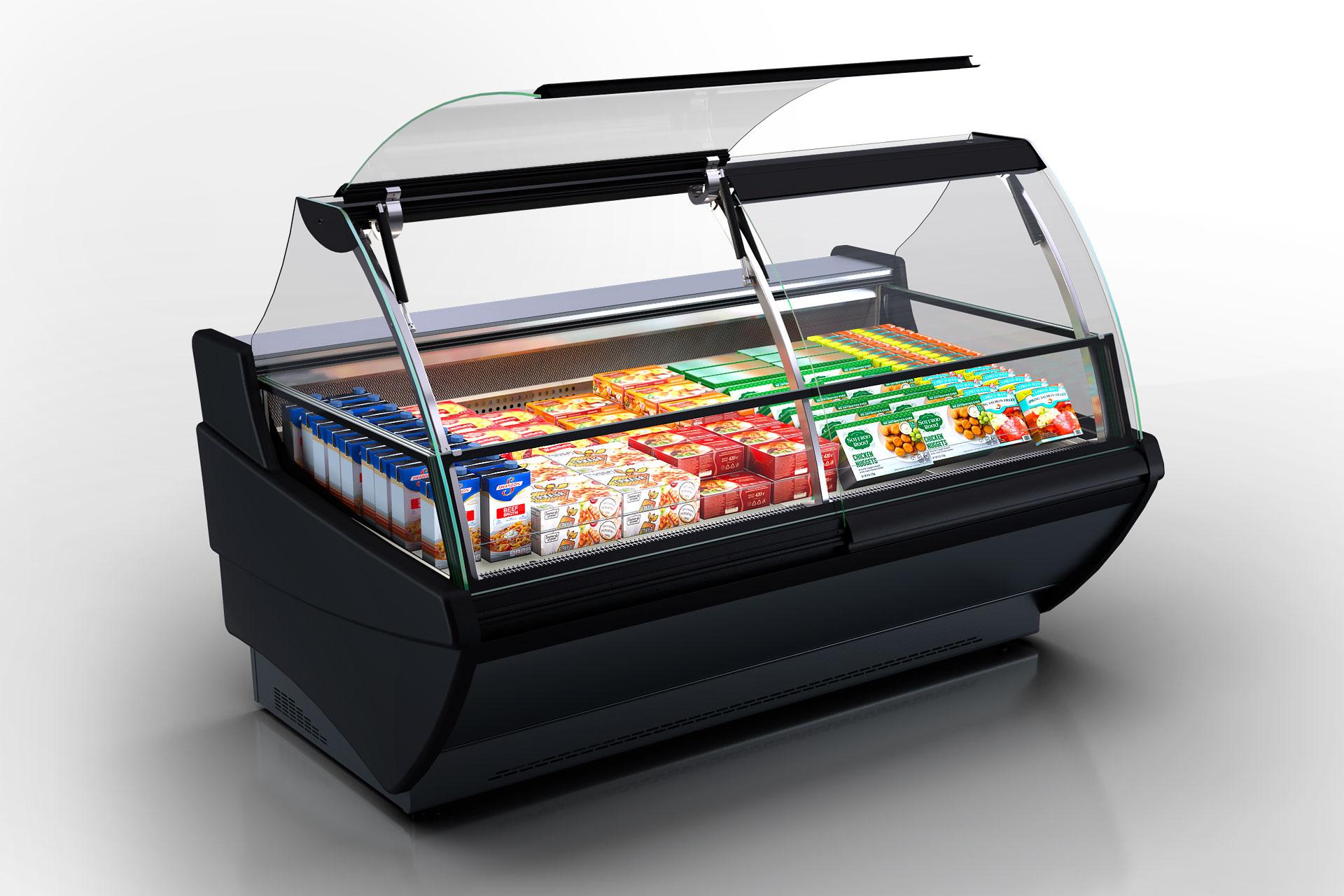 Refrigerating counters Symphony AG 120 LT PS 129-DLA