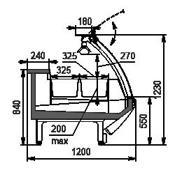 Thermal counter Symphony NG 120 heat PS 125