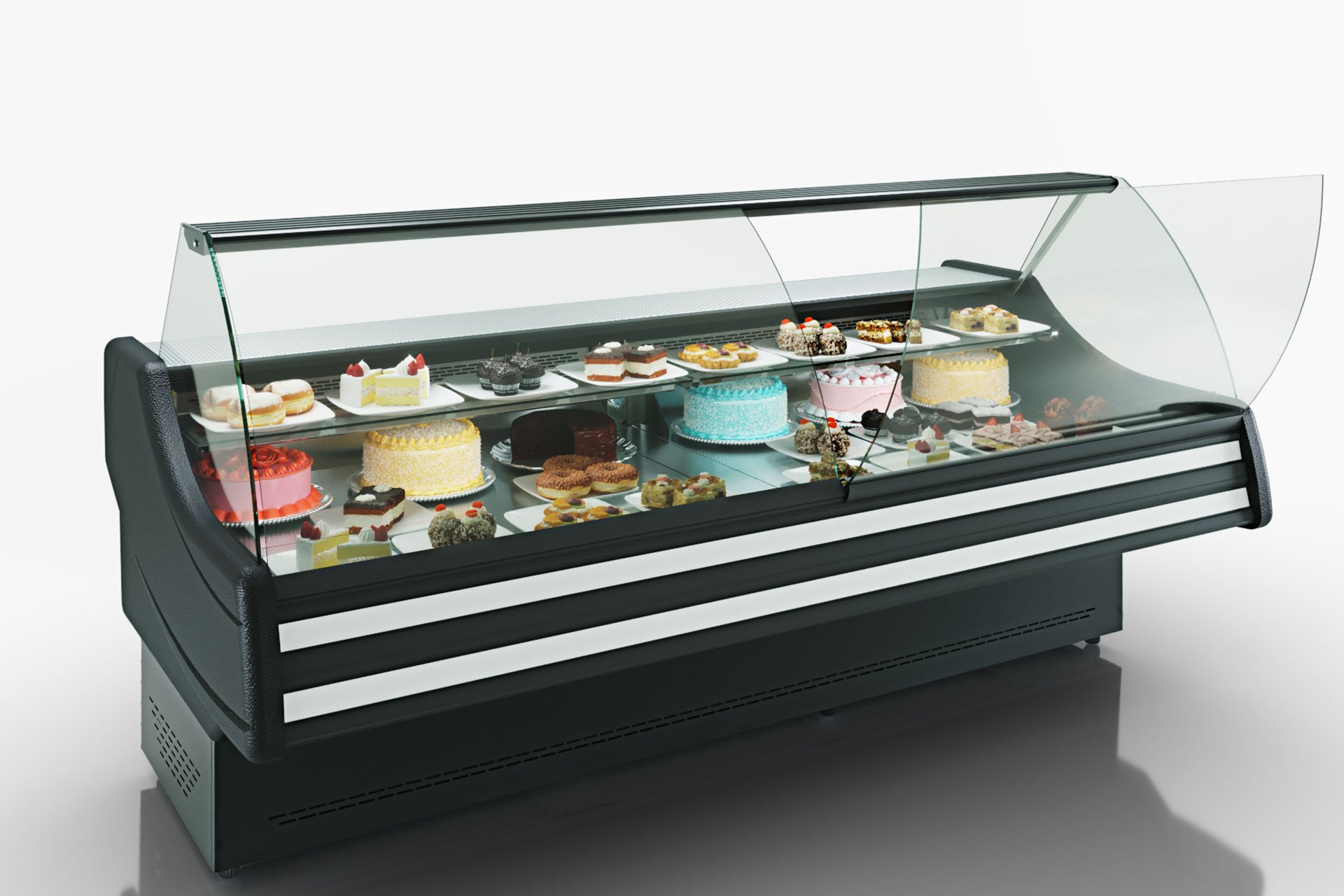 Counters Sonata AG 119 patisserie OS 125-DLA