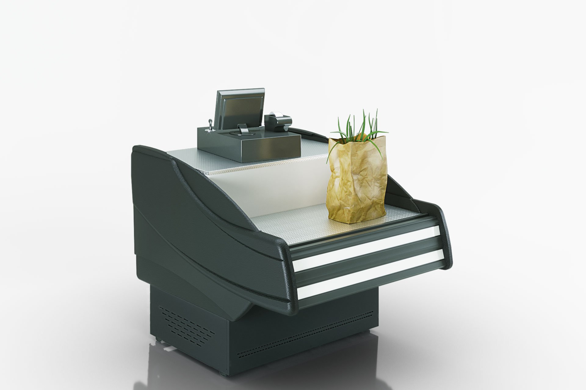 Вітрини Sonata NG 119 cash desk 125