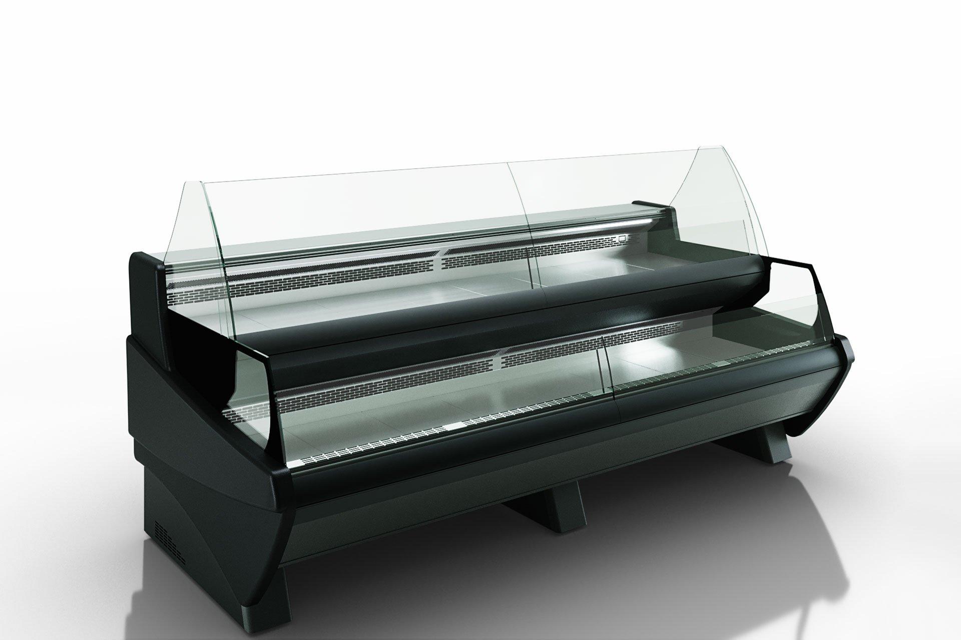 Kühlvitrinen Symphony luxe MG 120 combi self 125-D/DBM