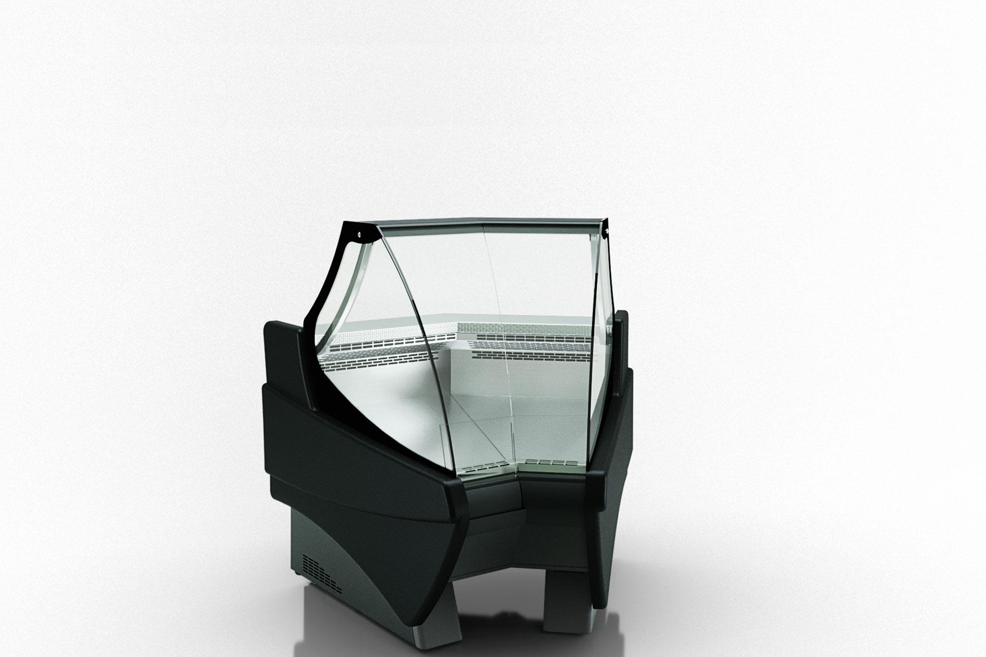 Вітрина Symphony luxe MG 120 deli PS 125-DLM-IS45