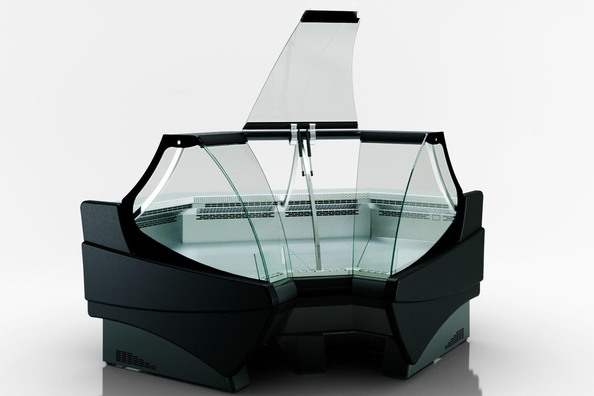 Вітрина Symphony luxe MG 120 deli PS 125-DLM-IS90