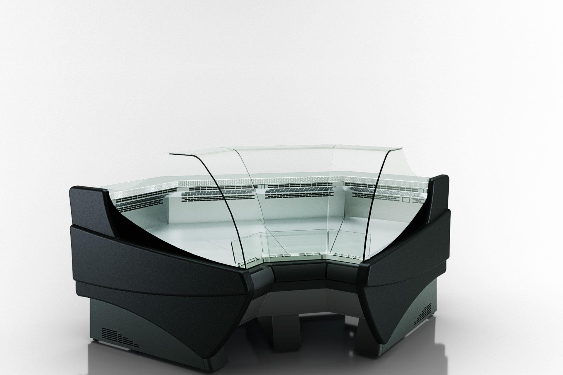 Вітрина Symphony luxe MG 120 deli T 110-DLM-IS90