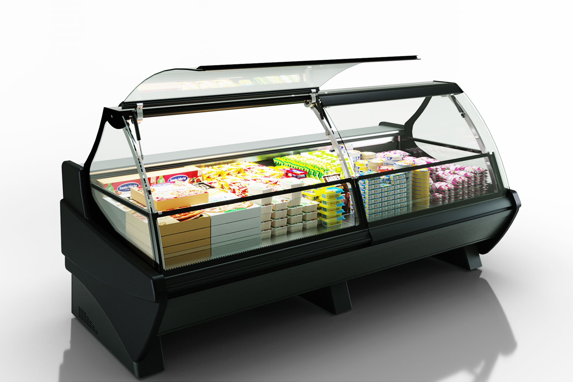 Counters Symphony luxe MG 120 LT PS 125-DLM