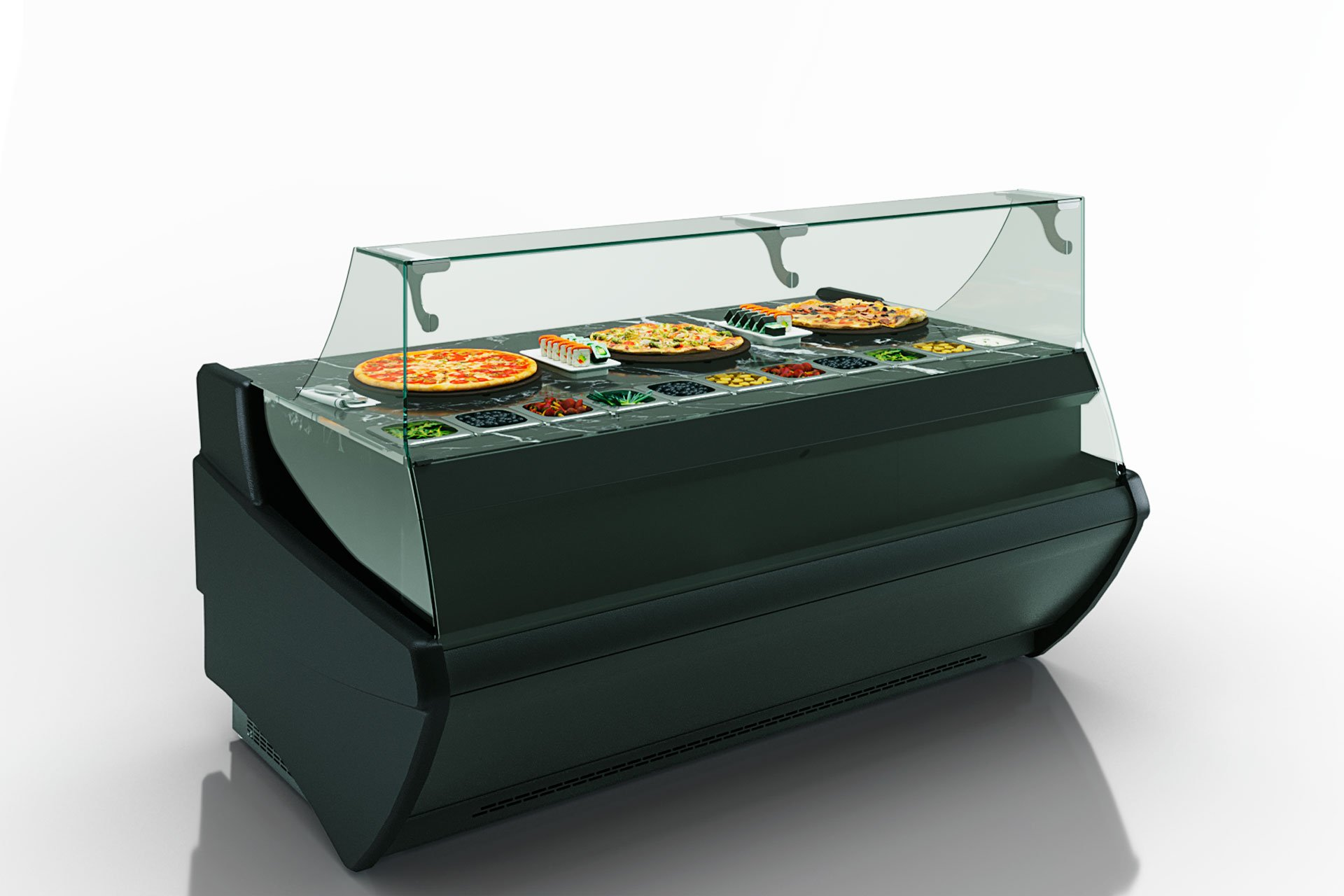 Symphony MG 120 sushi/pizza L 125-DBM