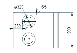 Холодильная витрина Missouri NC 120 tureen 2 PP 130