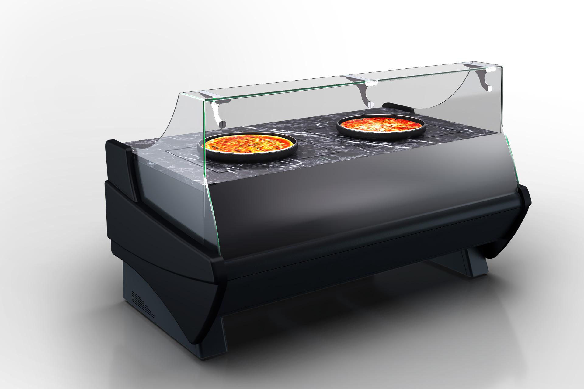 Холодильна вітрина Symphony luxe NG 120 heat HS L 125