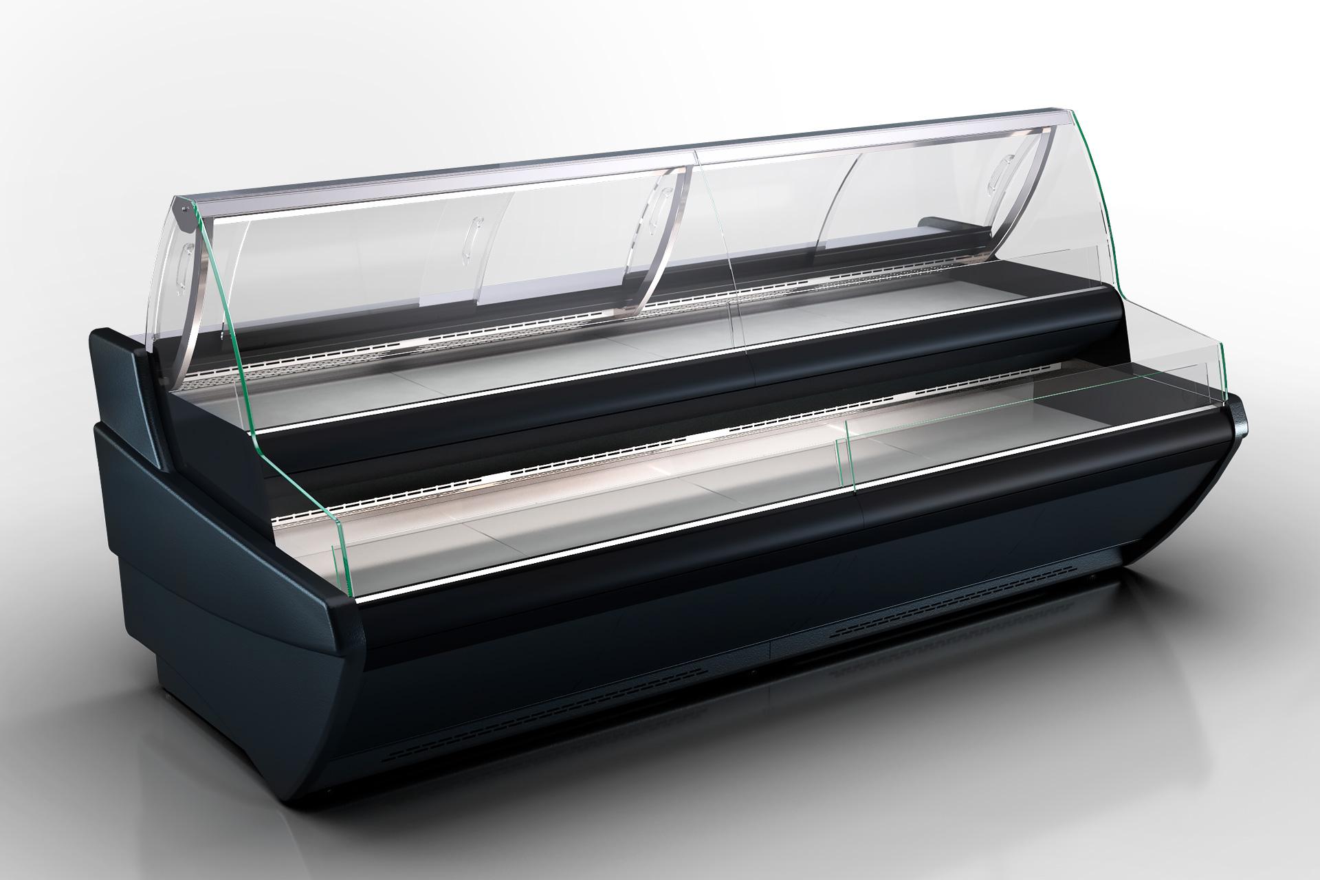 Холодильна вітрина Symphony MG 120 combi self 125-D/DBM