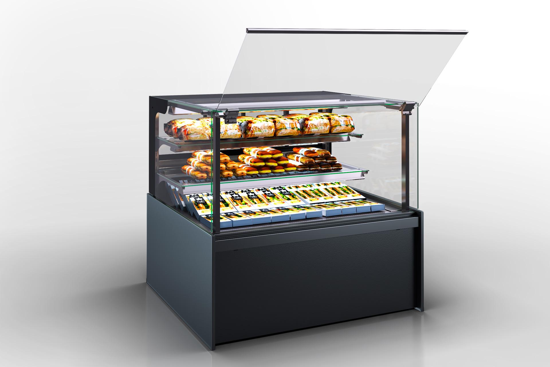 Холодильна вітрина Missouri NC 120 heat VS PS