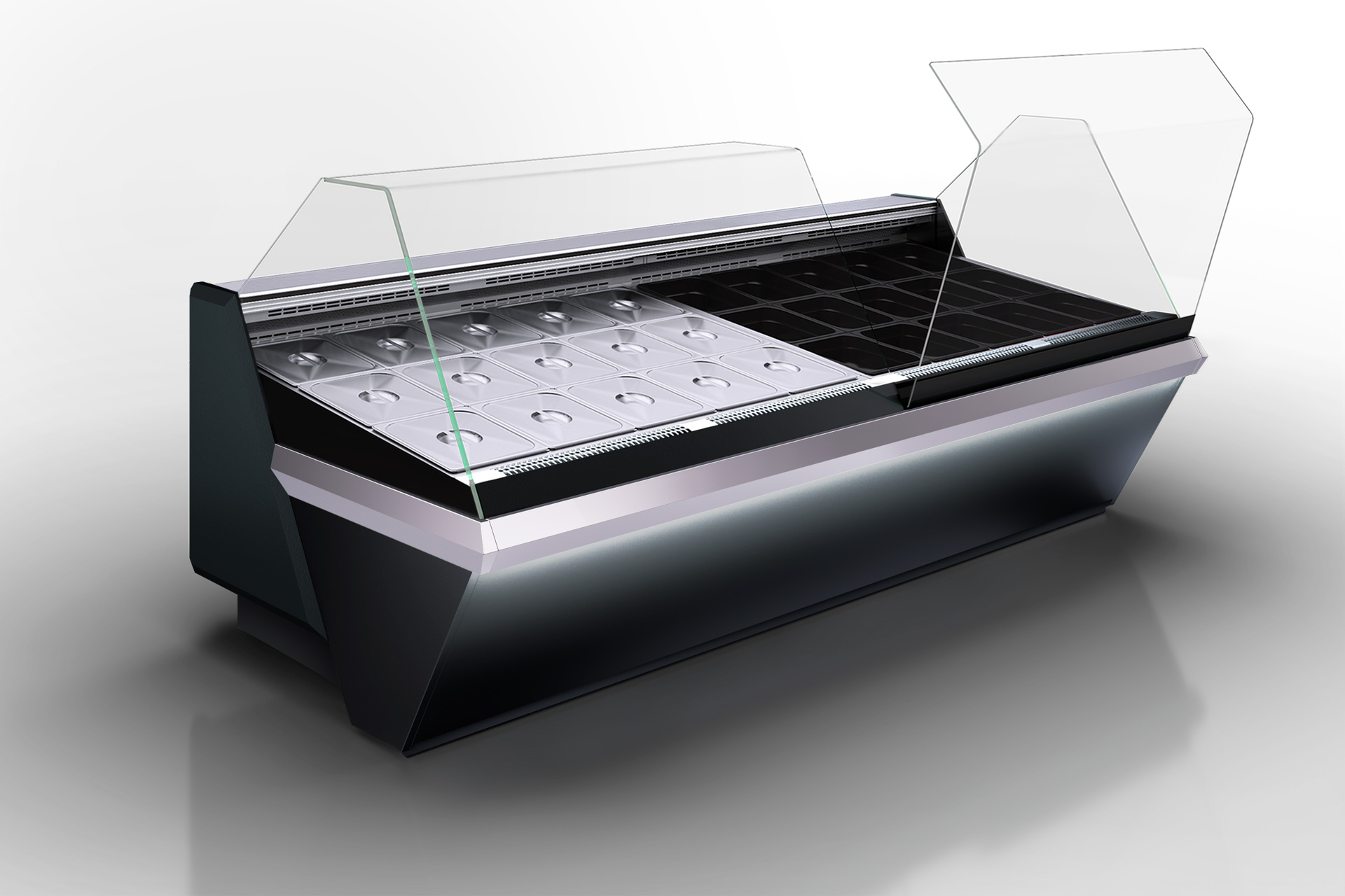 Холодильная витрина Missouri enigma MK 120 deli OS 120-DBM (option)