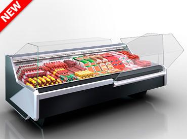 Refrigerated counters Missouri enigma MC 120 deli OS 115-DBM