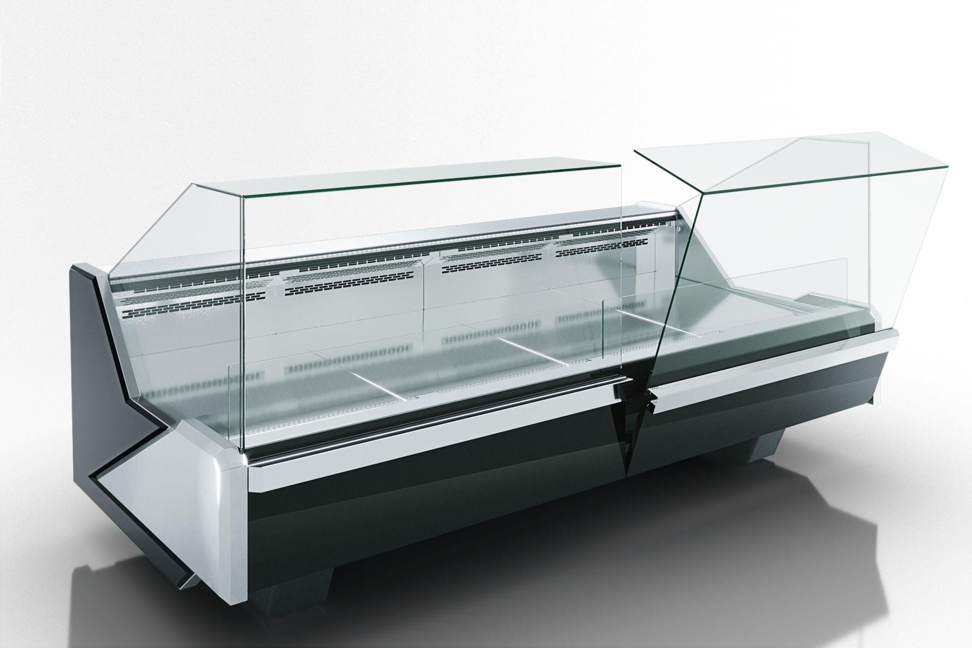 Холодильна вітрина Missouri enigma MC 125 deli OS 120-DBM