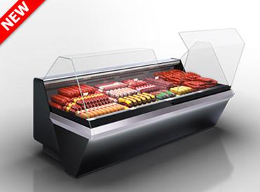 Холодильна вітрина Missouri enigma MK 125 deli OS 120-DBM