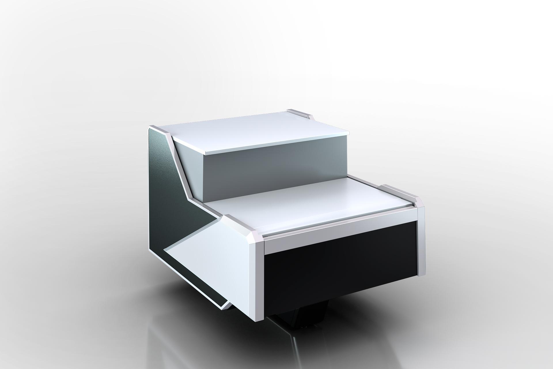 Counter Missouri enigma NC 122 cash desk 084