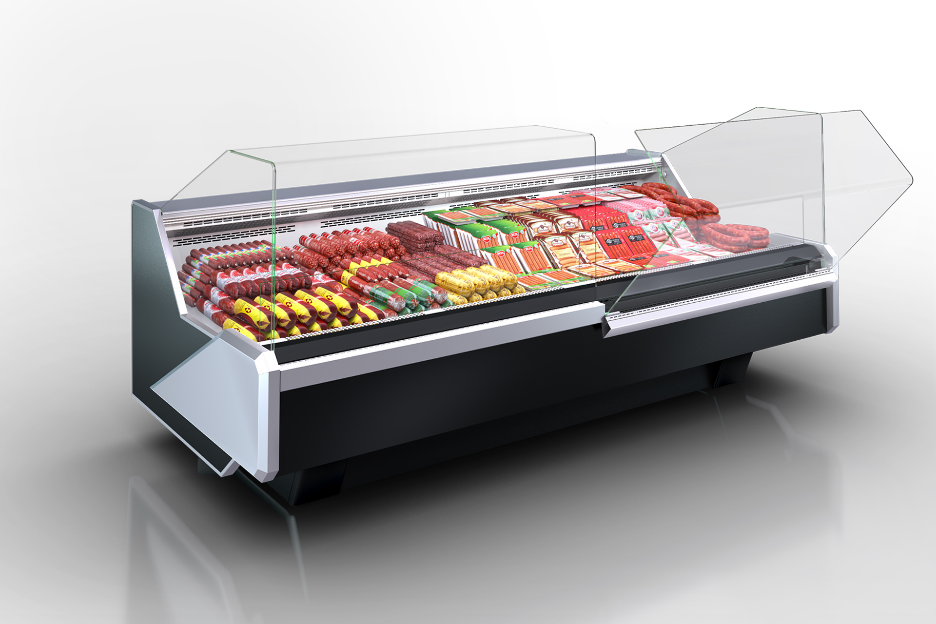 Refrigerated counters Missouri enigma MC 120 deli OS 115-DBM