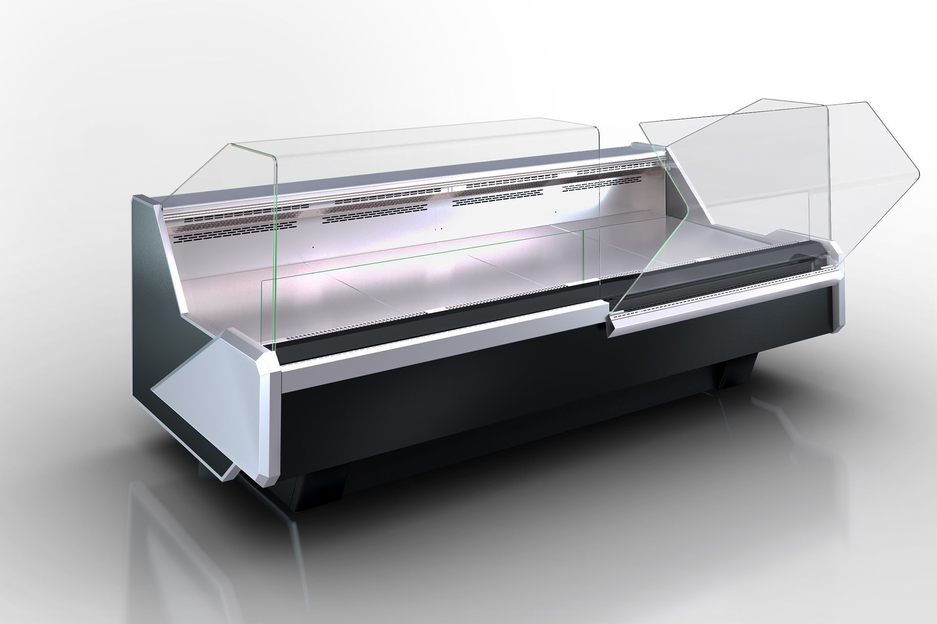 Холодильна вітрина Missouri enigma MC 120 deli OS 115-DBM