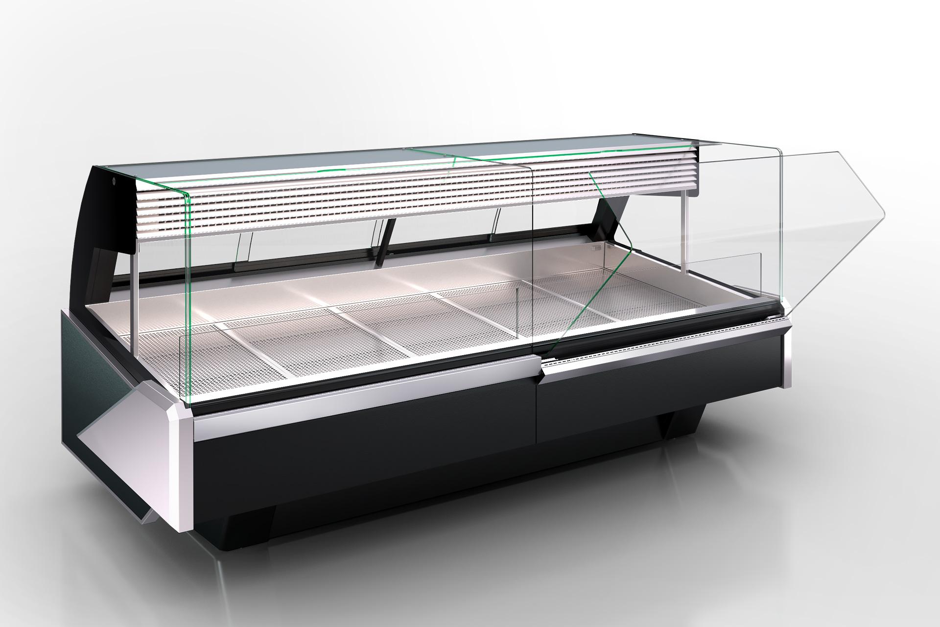 Refrigerated counters Missouri enigma MC 122 meat OS 115-SPLM/SPLA