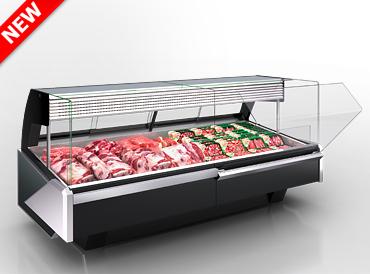 Холодильна вітрина Missouri enigma MC 120 meat OS 115-SPLM/SPLA
