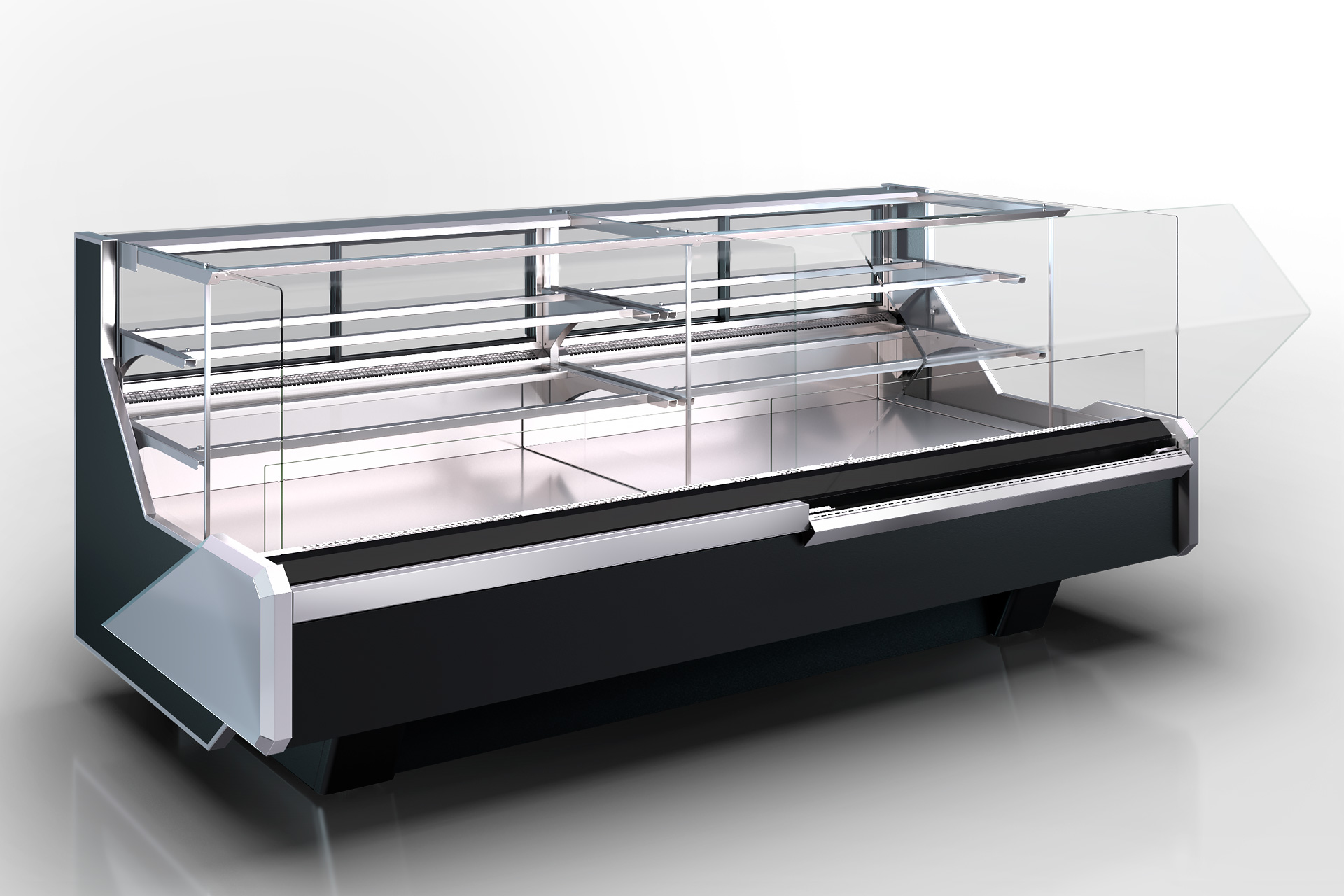 Refrigerated counters Missouri enigma MC 122 patisserie OS 115-DLM