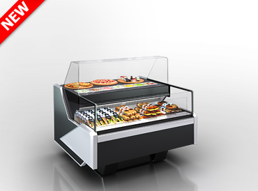 Холодильна вітрина Missouri enigma MC 120 sushi/pizza combi L self 115-DBM