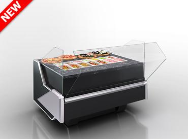Холодильна вітрина Missouri enigma MC 120 sushi/pizza 2 OS 115-DBM