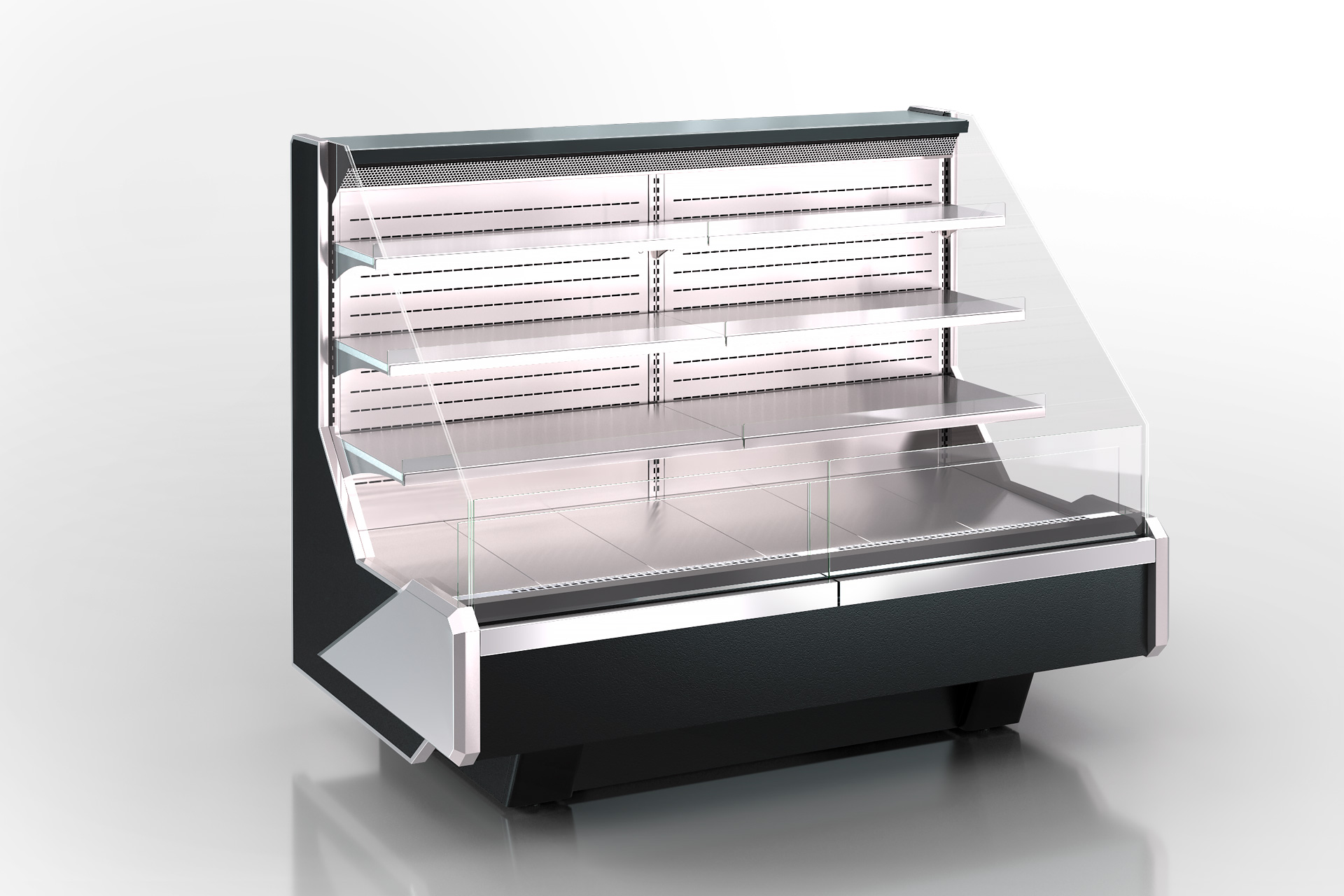 Refrigerated counters Missouri Enigma MC 120 cascade self 160-DBM