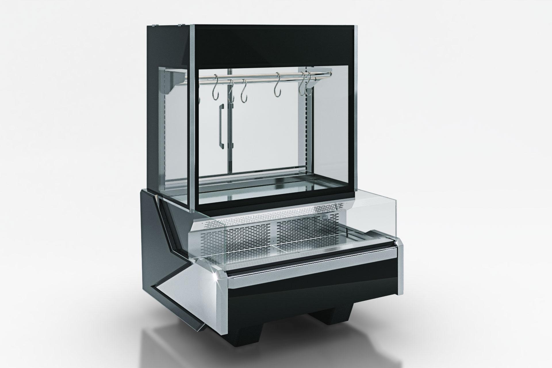 Kühlvitrinen Missouri Enigma MC 125 crystal combi S/self 200-S/DBM/DBA