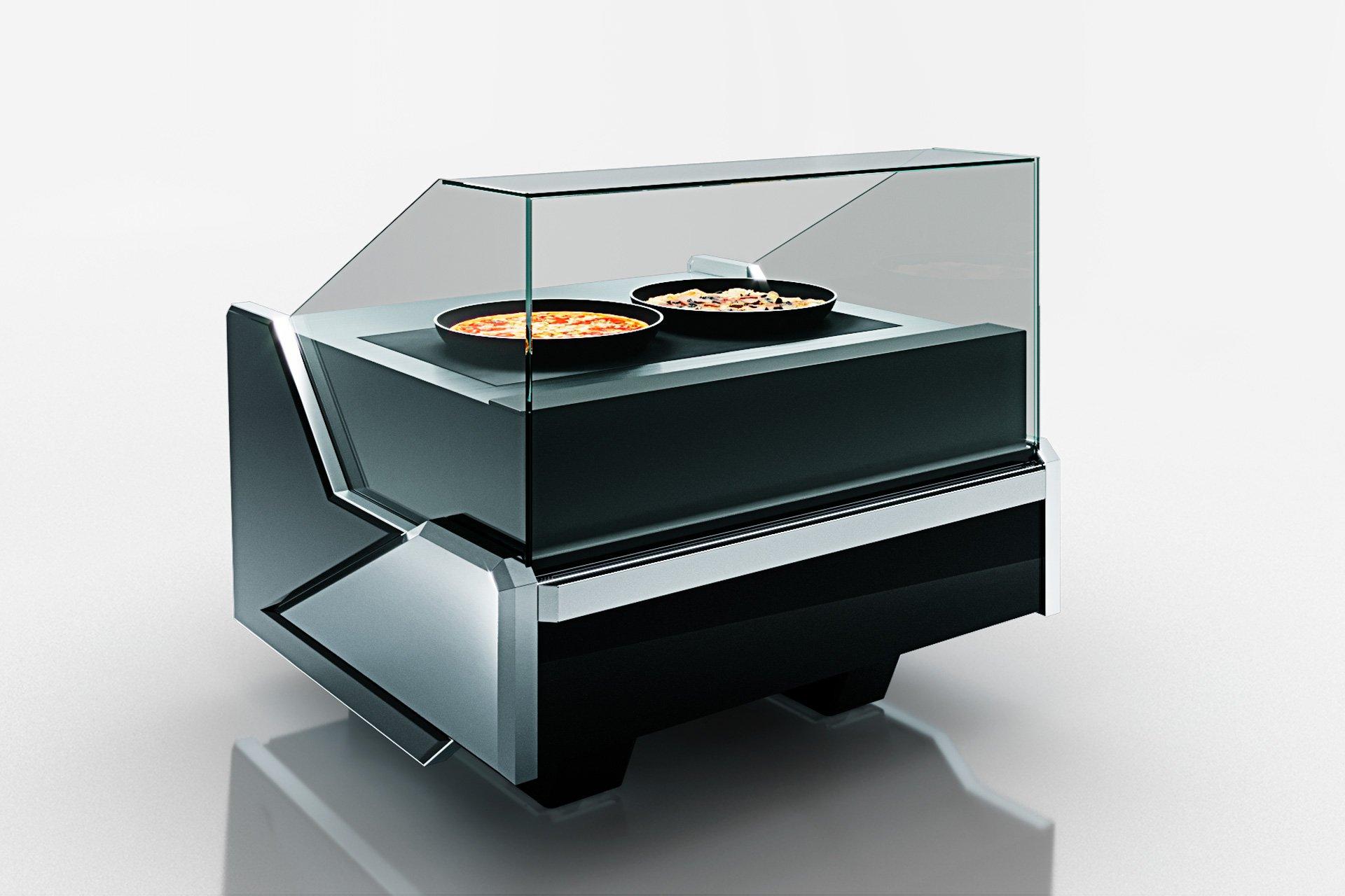Kühlvitrinen Missouri enigma NC 125 heat HS OS 120