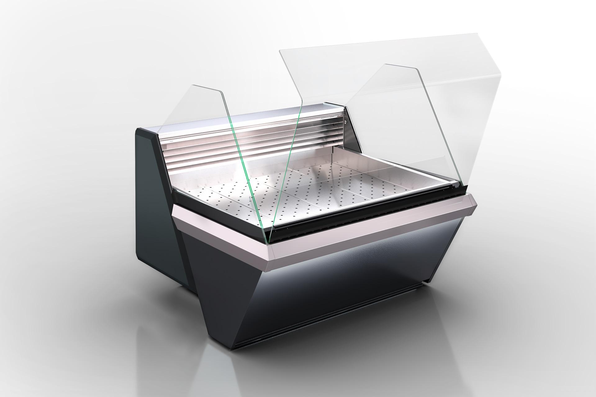 Холодильная витрина Missouri enigma MK 120 fish OS 120-SPLM/SPLA
