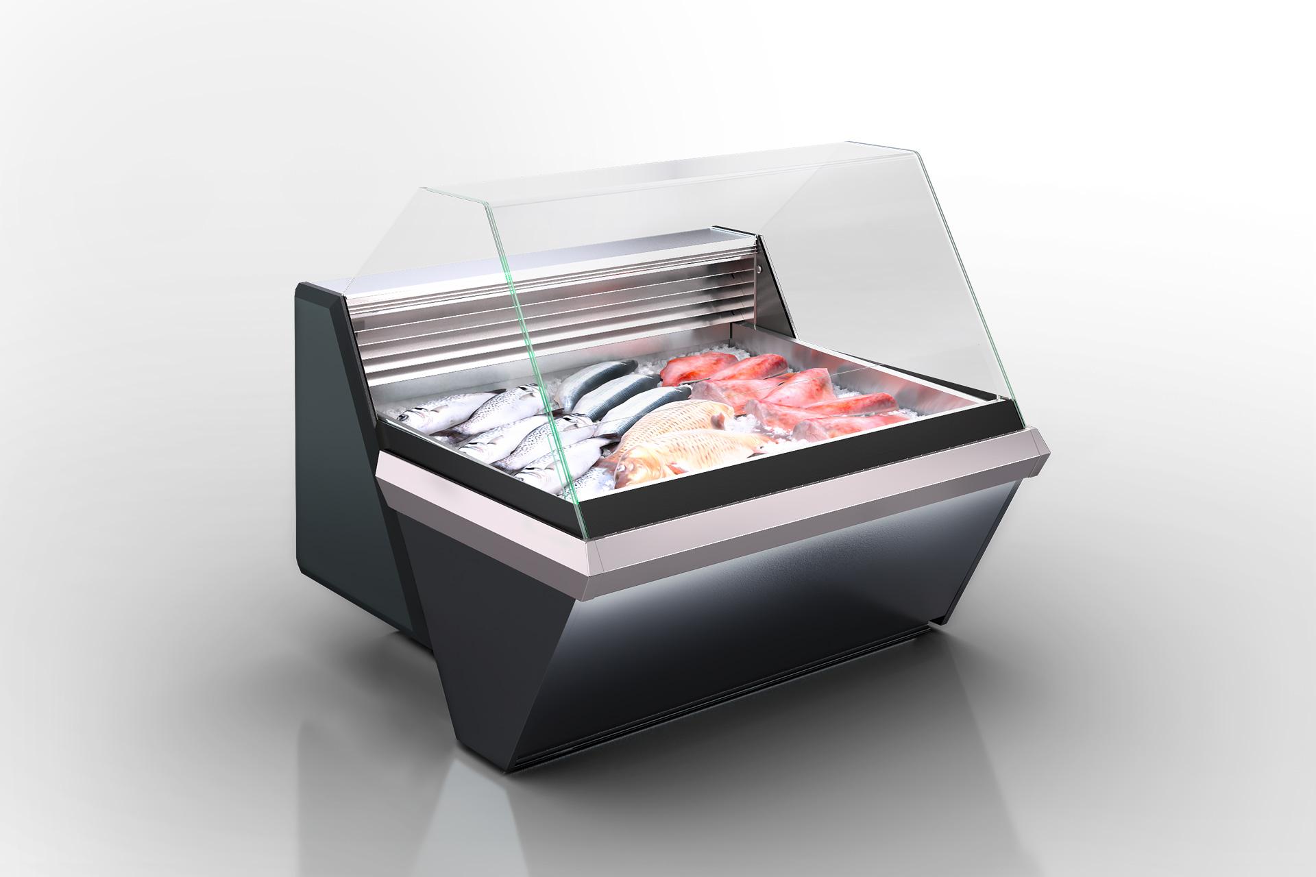Refrigerated counters Missouri enigma MK 120 fish OS 120-SPLM/SPLA