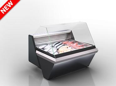 Холодильна вітрина Missouri enigma MK 120 fish OS 120-SPLM/SPLA